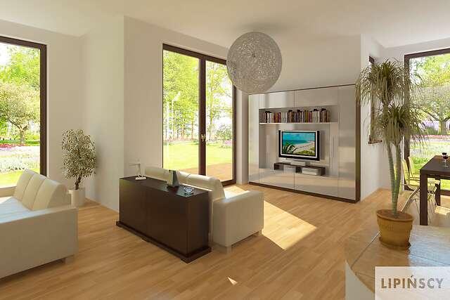Zobacz powiększenie wizualizacji wnętrza - projekt Sillian