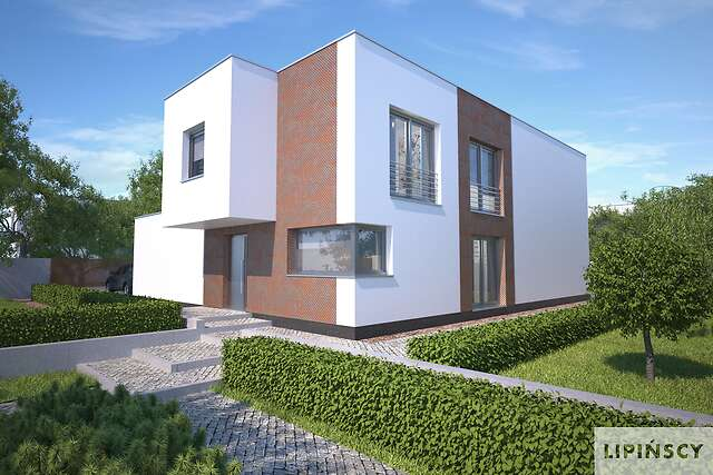 Zobacz powiększenie wizualizacji frontowej - projekt Delft IV
