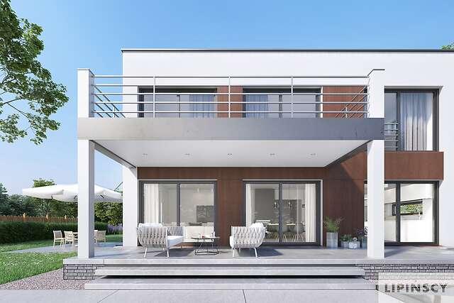 Zobacz powiększenie wizualizacji detalu - projekt Carrara V