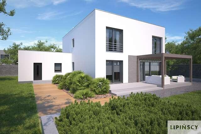 Zobacz powiększenie wizualizacji ogrodowej - projekt Grenoble
