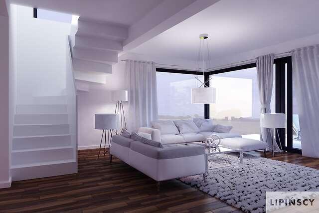 Zobacz powiększenie wizualizacji wnętrza - projekt Skagen
