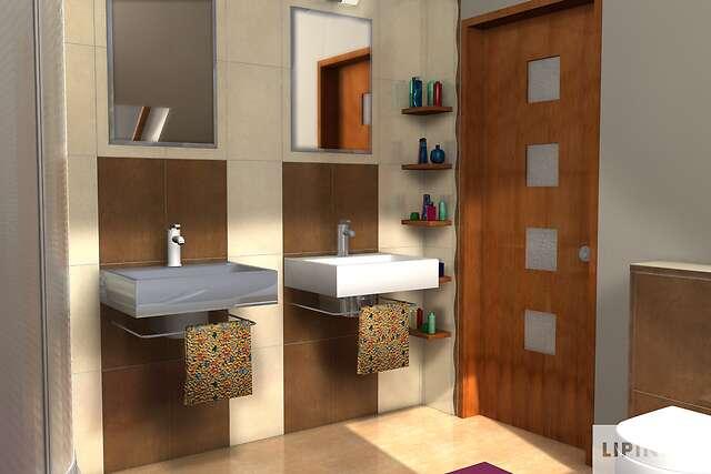Zobacz powiększenie wizualizacji wnętrza - projekt Lipsk